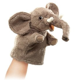 Folkmanis Little Elephant Puppet