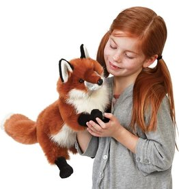 Folkmanis Small Red Fox Puppet