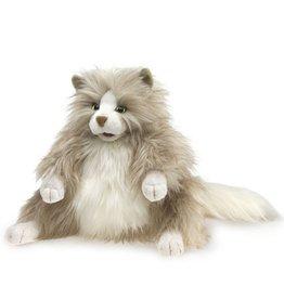 Folkmanis Folkmanis Fluffy Cat Puppet