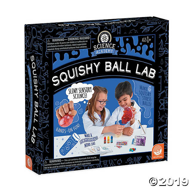 Squishy Ball Lab
