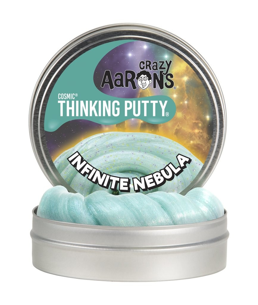 Crazy Aaron's Cosmic Thinking Putty