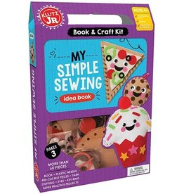 Klutz My Simple Sewing Craft Kit