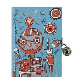 Mudpuppy Diary Robot
