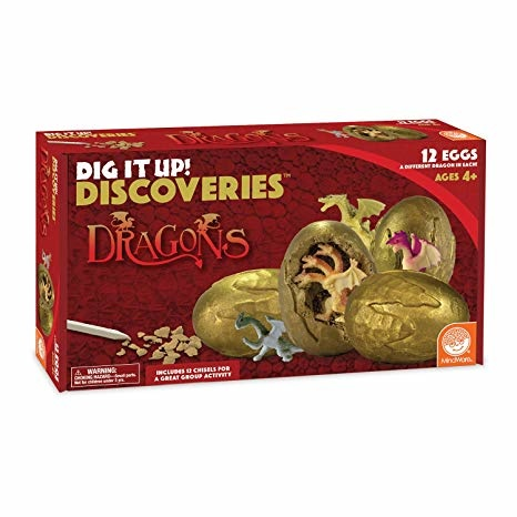 Dig-up Dragon Eggs