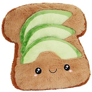 Squishable Avocado Toast