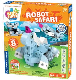 Thames and Kosmos Robot Safari