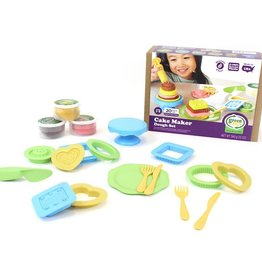 Green Toys Cake Dough Set