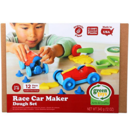 Green Toys Race Car Dough Set
