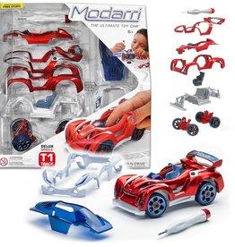 Modarri Modarri Deluxe T1 Track Car Red