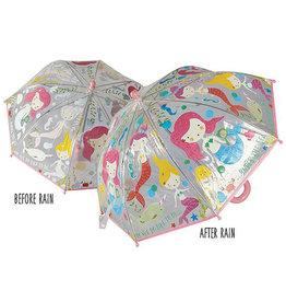 Floss & Rock Color Changing Umbrella - Mermaid