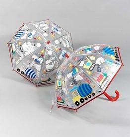 Floss & Rock Color Changing Umbrella - Construction