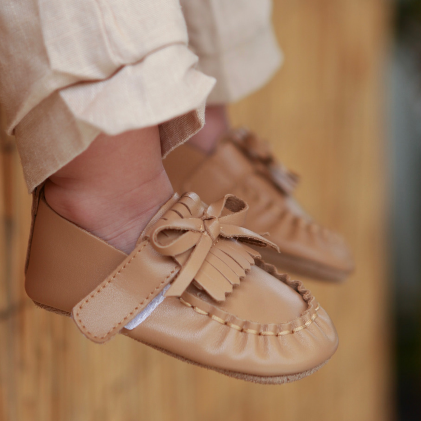 Consciously Baby Consciously Baby Moccasins