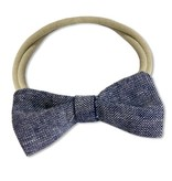 Emerson and Friends Emerson and Friends Denim Bow Headband