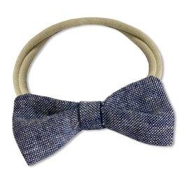 Emerson and Friends Denim Bow Headband
