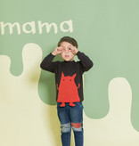 Aimama Aimama Little Monster Sweater Black