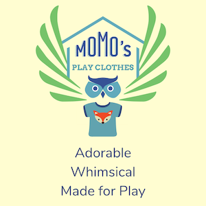 Introducing: Momo's Play Clothes