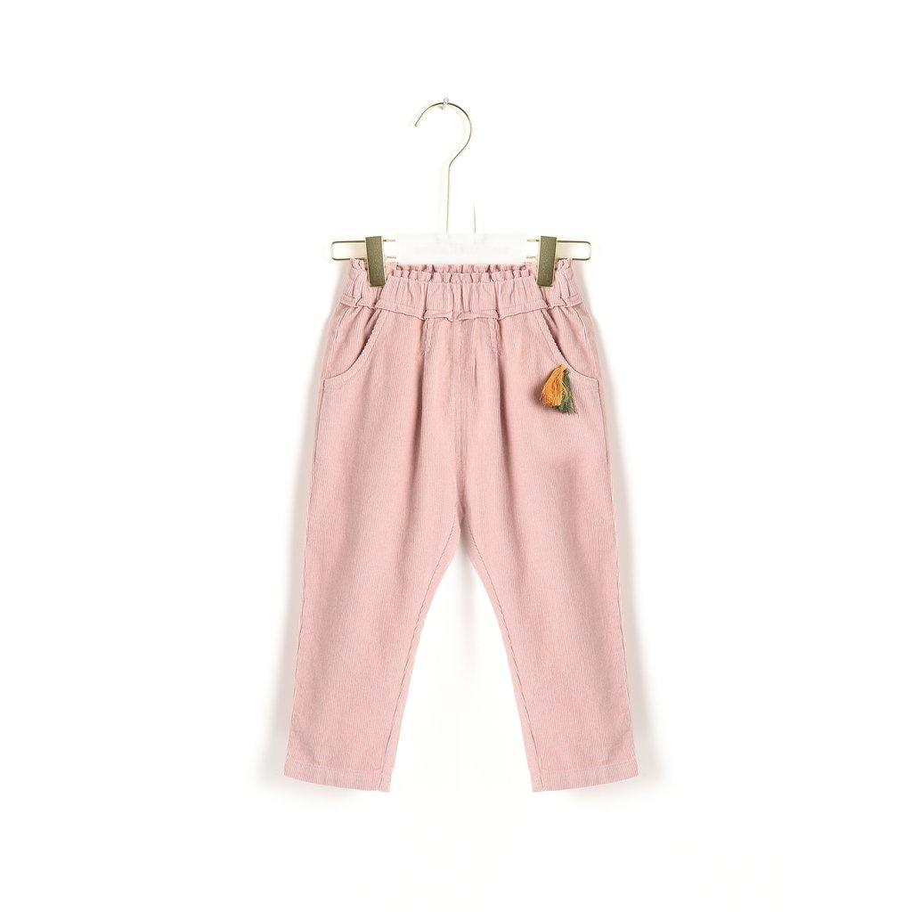 Aimama Corduroy Pants Pink