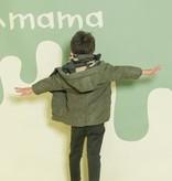 Aimama Aimama Puffer Jacket Army Green