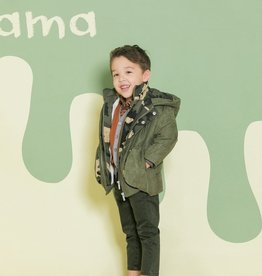 Aimama Puffer Jacket Army Green