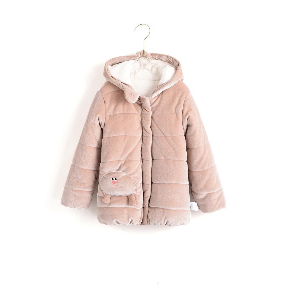 Aimama Puffer Jacket Pink