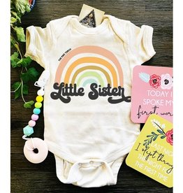 The Pine Torch The Pine Torch Little Sister Bodysuit