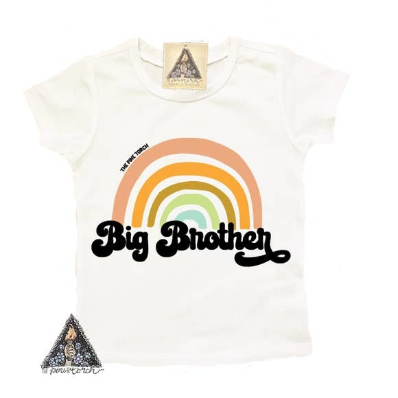 The Pine Torch The Pine Torch Big Brother Tee