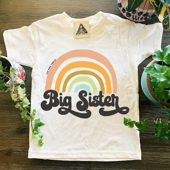 The Pine Torch The Pine Torch Big Sister Tee