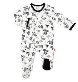Magnetic Me Magnetic Me Safari Footie Pajamas