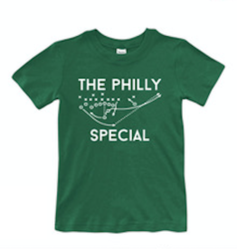 Urban Smalls Philly Special Green Tee