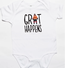 JuliaMax Grit Happens Bodysuit
