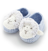 Elegant Baby Elegant Baby Crochet Booties Lambert Lambie