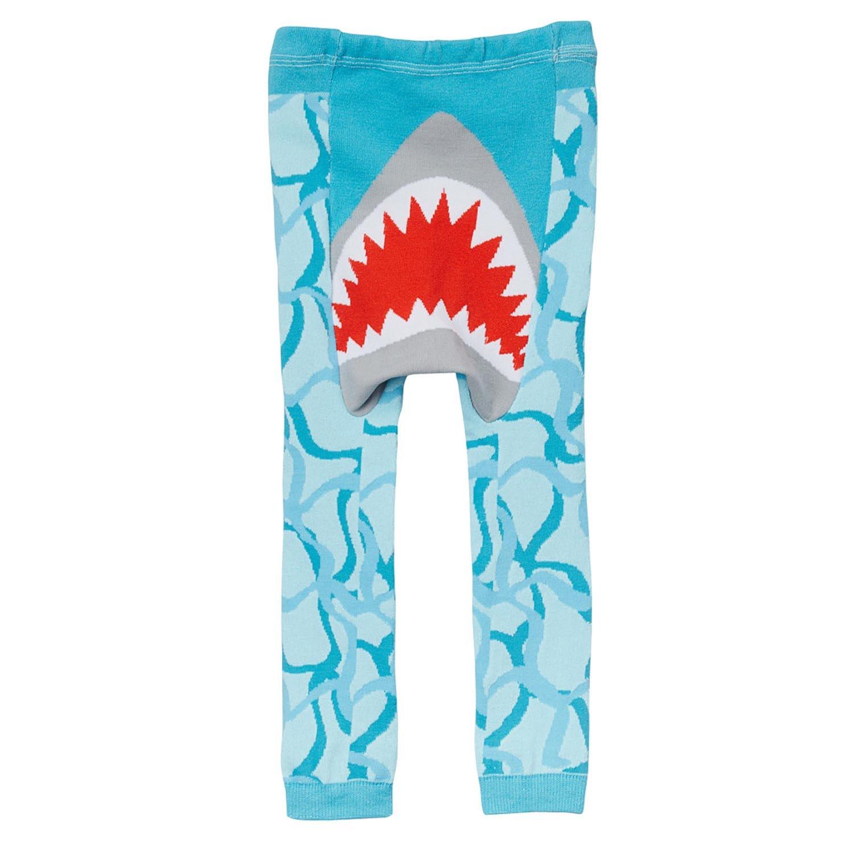 Doodle Pants Doodle Pants Shark Leggings