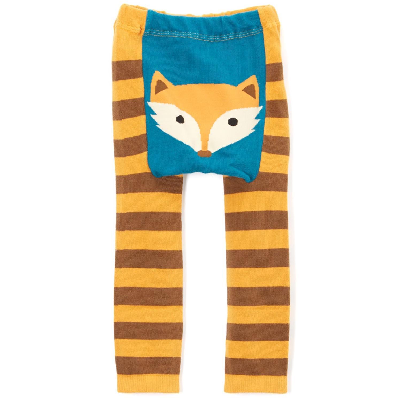 Doodle Pants Doodle Pants Fox Leggings