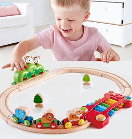 Music and Monkeys Railway Set