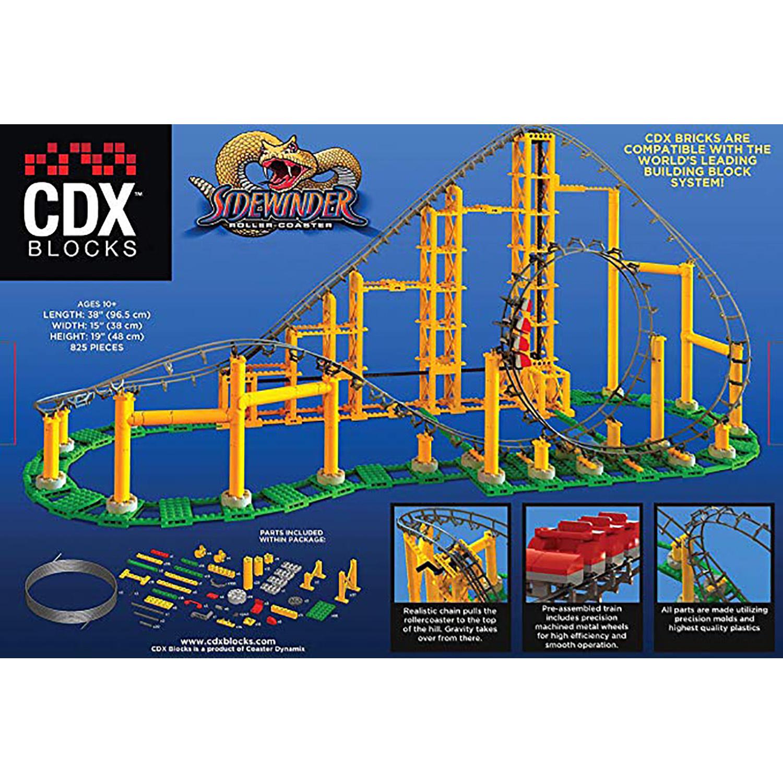 CDX Blocks Sidewinder