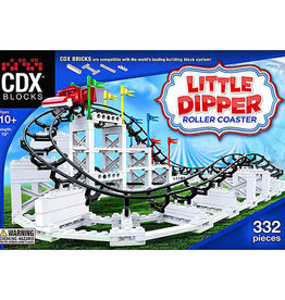 CDX Blocks CDX Blocks The Little Dipper Roller Coaster