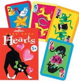 eeBoo Hearts Card Game