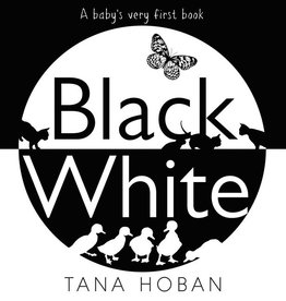 Black White Board Book