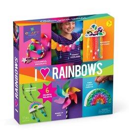 I Love Rainbows Kit