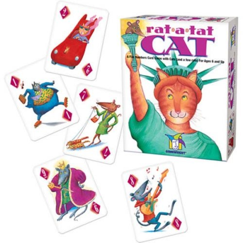 Ceaco Rat-a-Tat Cat