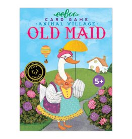 eeBoo Animal Old Maid Cards