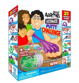 Crazy Aarons Putty World Crazy Aaron's Ultimate Putty Challenge