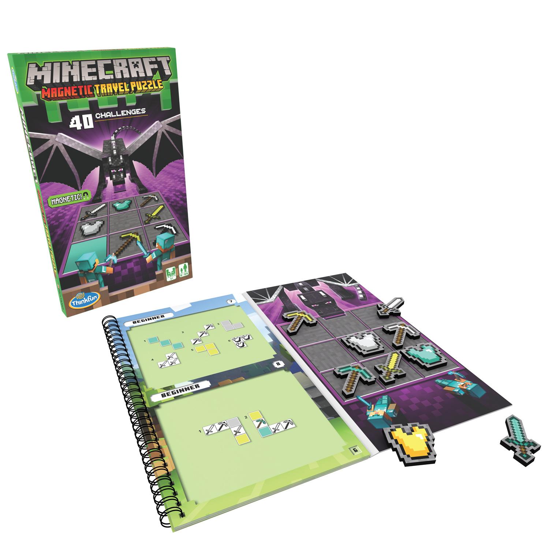 Think Fun Minecraft Travel Puzzle
