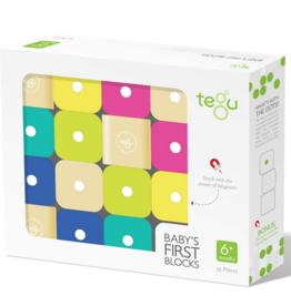 Tegu Tegu Baby Blocks 15 pc