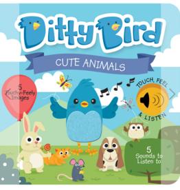 Ditty Bird Cute Animals