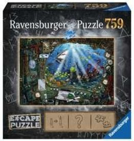 Escape Submarine Puzzle 759pc