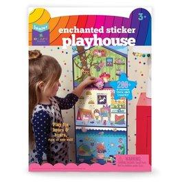 Ann Williams Enchanted Sticker Playhouse
