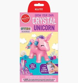 Klutz Grown Your Own Crystal Unicorn