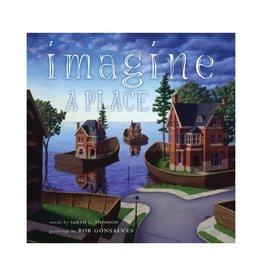 Simon & Schuster Imagine A Place