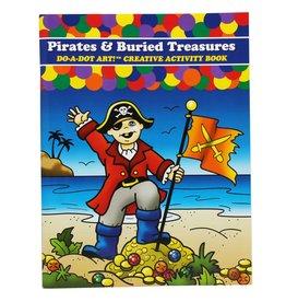Do-A-Dot Do-A-Dot Pirates & Buried Treasures Coloring Book